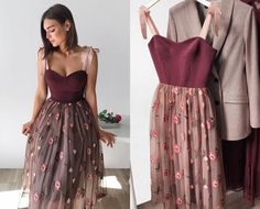 Komplette Outfits, Classy Outfits, Pretty Outfits, Pretty Dresses, Beautiful Dresses, Cute Simple Dresses, Elegant Dresses, Casual Dresses, Fashion Dresses
