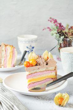 Vanilla Cake, Panna Cotta, Cook, Ethnic Recipes, Dulce De Leche