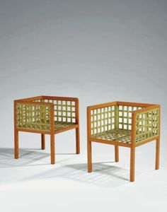 PAUL POIRET - ATELIER MARTINE (ÉDITEUR) (1879-1944)Lower beds (and furniture)   #GISSLER #interiordesign