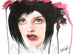 just added to bazaar sb only $5 to start, apprx 8x10 signed art print of my original painting!