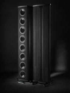 Systèmes Hi-Fi Gryphon Pendragon : un titan acoustique cracheur de feu