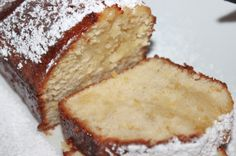 Lemon Cake, ultra moelleux!
