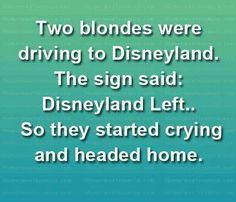 Hahahahah, no hate for blonds btw