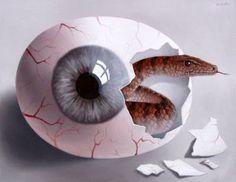 El surrealismo de Mihai Criste. | Quiero más diseño