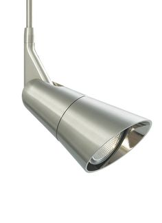 Tech Lighting  Scania Head  Metal color  Monorail Light Fixture   Clean European-inspired head with a plated or matte painted finish.
