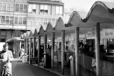 El mercado antiguo de Avilés