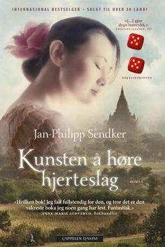 Kunsten å høre hjerteslag av Jan-Philipp Sendker Books To Read, Reading, Film, Movie Posters, Junk Drawer, Kunst, Movie, Film Stock, Film Poster