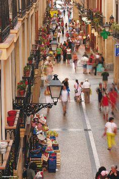 Parte Vieja #Donostia #San Sebastián #Euskadi #Basque Country #Gipuzkoa