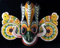 Gara Yaka mask    Sri Lanka