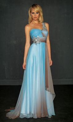 Winter Wonderland Homecoming Dresses 48