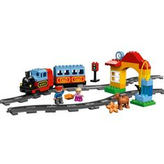 LEGO®+DUPLO®+Town+My+First+Train+Set+at+The+Hunger+Site