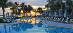 Another pool near the ocean - Hawkes Kay Resort Florida , duck key