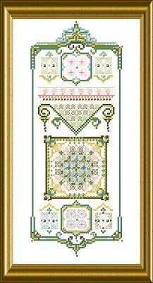 1000+ images about Chatelaine Designs on Pinterest Cgi, Cross stitch patter...