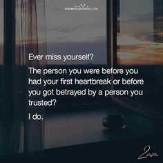 Ever Miss Yourself - https://themindsjournal.com/ever-miss-yourself/