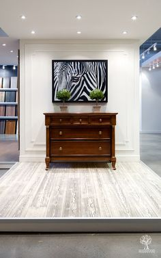 White washed wood flooring - Silverwood Flooring in Toronto
