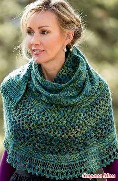 Подборочка моделек:кардиган, свитер, шаль;)