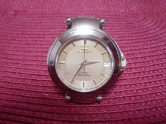 Technos アンティーク自動巻テクノスSWISS10ATMBORAZONEVERLASTING腕時計 Watch Antique ¥8000yen 〆05月30日