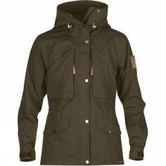 Sarek Trekking Jacket W - Jassen - Kleding Fjallraven Trekking Outfit, Trekking Gear, Casual Skirt Outfits, Jackets For Women, Clothes For Women, Trends, Jackets Online, Ladies Dress Design, Raincoat