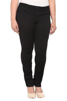 8f2f5d0d92b88 Torrid Denim - The Luxe Black Skinny Jean (Tall) Be stylish in these  classic black skinny jeans. They feature super soft material with the new  revolutionary ...