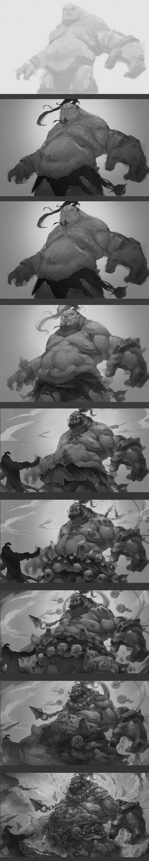 Ogre concept [process]