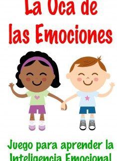 La Oca de las Emociones. Juego para aprender la Inteligencia Emocional