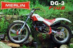 Motos Trial, Trial Bike, Bmw, Trail Riding, Dirt Bikes, Merlin, Trials, Classic, Motorcycles