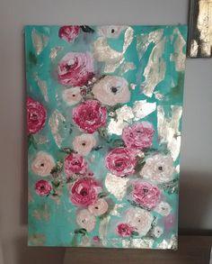 Güller Yağlıboya