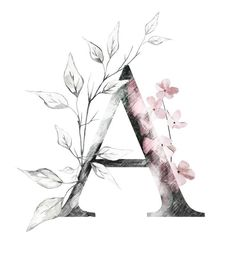 Discover recipes, home ideas, style inspiration and other ideas to try. Monogram Wallpaper, Alphabet Wallpaper, Name Wallpaper, Cute Wallpaper Backgrounds, Flower Wallpaper, Cute Wallpapers, Alphabet Letters Design, Letter Art, Monogram Alphabet
