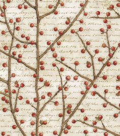 Give your home decor a luxurious touch with the Legacy Studio Quilt Fabric 44. The nature-inspired design of this 44-inch fabric will be a great addition to your classic home layout. It is made of 100