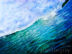 TITLE: Next To Me LOCATION: Jaco, Costa Rica MEDIUM: Large Canvas Art TAGS: Ocean, Surf, Beach, Waves, Surrealism