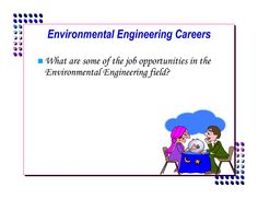 Environmental Engineer  HttpWwwEngineeringcareeroptionsCom