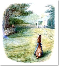 Beatrix Potter - The Tale of The Flopsy Bunnies - 1909