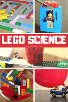 LEGO and Science? Try these awesome LEGO science projects that get kids learning while having a ton of fun. LEGO zip line, magnet maze and more. Cool Science Experiments, Science Fair Projects, Science Ideas, Diy Projects, Lego Activities, Activities For Boys, Educational Activities, Lego For Kids, Science For Kids