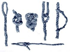 Ropes from the Oseberg Ship