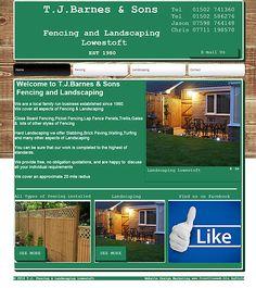 Fencing-Fencers - Landscaping #Lowestoft.