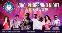 Do You Want to Live Performing at Ipl Opening Night Live Streaming Ipl Live Streaming A lot of actors to be presentedat the Opening Ceremony of IPL season 9. From Bollywood Stars to International melody biggies will be sent to complete live in front of the Indian spectators. Surely this will make IPL a much…https://goo.gl/7DfM20 #IplLiveStreaming #vivoipl #ipl2016 #IplOpeningNightLiveStreaming Sports Live BUZZ
