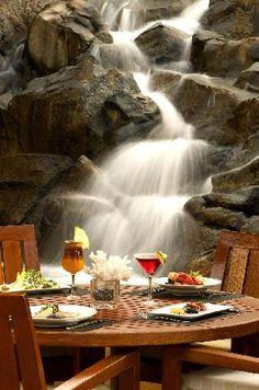 Honolulu Tropica Restaurant & Bar at The Westin Maui Resort & Spa, Maui, Hawaii Honeymoon Vacations, Hawaii Honeymoon, Hawaii Vacation, Hawaii Travel, Honeymoon Ideas, Romantic Destinations, Vacation Destinations, Best Restaurants In Lahaina, Romantic Restaurants