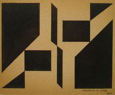 MAURICIO NOGUEIRA LIMA (1930 - 1999), Título: Composição