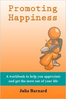 Promoting Happiness is my first book and was published in 2010. It's a work book full of tips and activities to help people onto the path to happiness.
