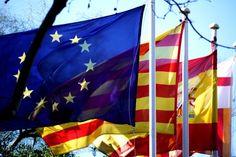 La causa catalana a la UE: amb què ens encarem? - VilaWeb. La cooperació entre els agents catalans davant la UE ofereix l'única oportunitat de defensar els nostres objectius polítics. La capacitat d'influència d'Espanya a Europa és molt més forta que no la dels catalans. Són més i en més bona posició. Tan sols brandant els valors de la democràcia i la llibertat podrem superar les traves que ens posi l'aparell de l'estat espanyol a la UE. #Catalunya