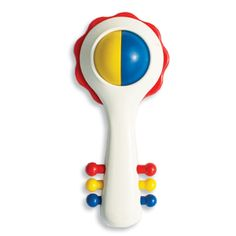 Vintage rattle by Ambi Toys