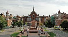 Hospital de Santa Cruz y San Pablo, Barcelona #Destinicocom www.destinico.com