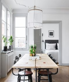 make it : dining table