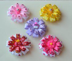New Hair clips for little girls.