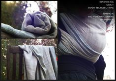 Entry for the Great Competition of baby wearing weavers Spring 2015 by tools on looms Reminiscing about shady recollections - Spring in the hanging gardens of Babylon Hanging Gardens, Woven Wrap, Baby Wearing, Spring 2015, Competition, Wraps, Tools, How To Wear, Pictures
