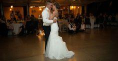 Brookside Gardens Event Center Wedding First Dance