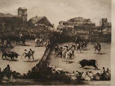 Saragosse .Musée des Beaux arts. Goya