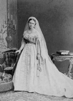 Gran Duquesa Maria Alexandrovna di Russia, sposò , Alfred duca di Sassonia-Coburgo-Gotha. 1874