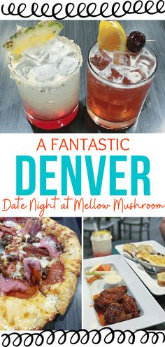 Looking for a fun way to check out Denver with your partner? Take a look at our Denver Date Night at Mellow Mushroom and get the scoop on their yummy food!