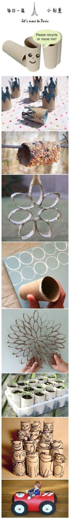 Reuse of Toilet paper �left over�